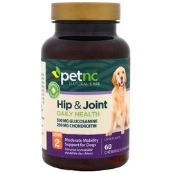 PetNC Natural Care Hip & Joint Health, Level 2, 60 таб.