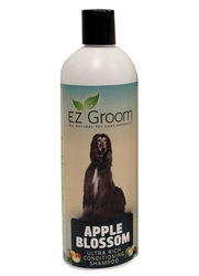 E-Z Groom Ultra Rich Conditioning Luxury Shampoo Apple Blossom