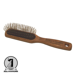 #1 All Systems® - Oblong Pin Brush 25 мм