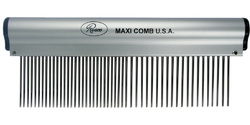 Resco® Maxi Medium/Coarse Combination Comb